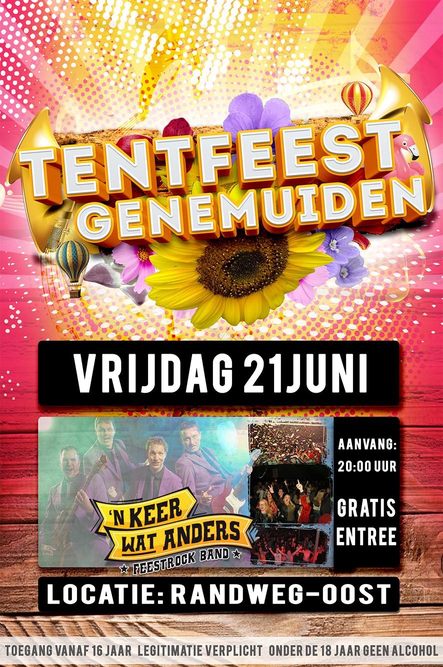 Tentfeest 2019